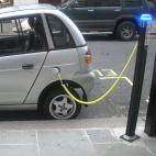 Electric car london